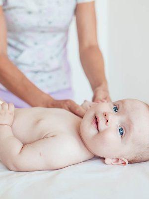 Можно ли делать массаж ребенку