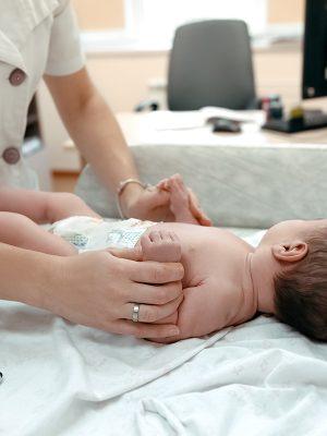 Когда делать массаж ребенку