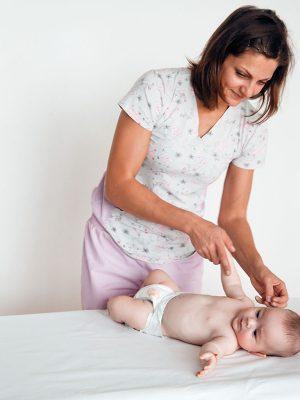 Сколько делать массаж новорожденным