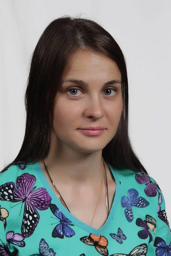 Массажист Лидия Егорова