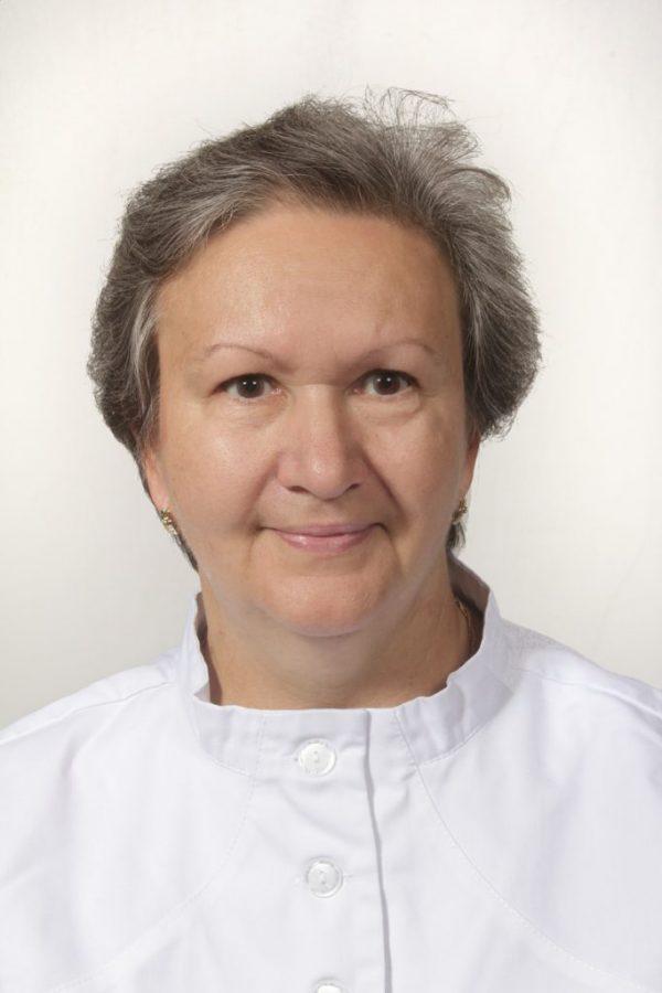 массажист Людмила Силкина