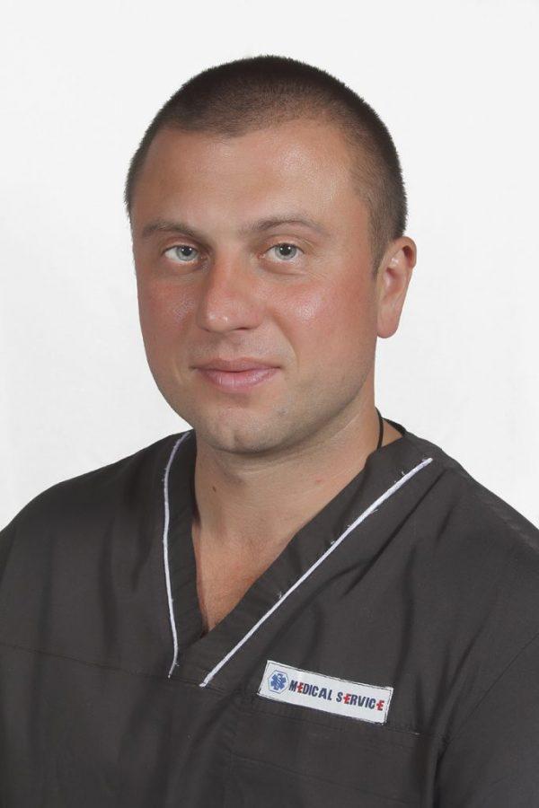 массажист Федотов Кирилл