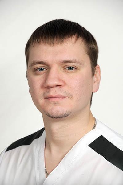 массажист Рогачев Павел фото