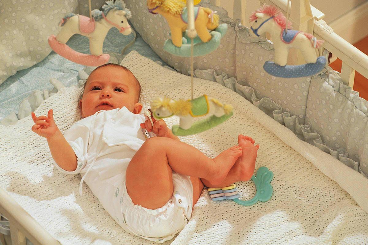 Гемисиндром у новорожденного