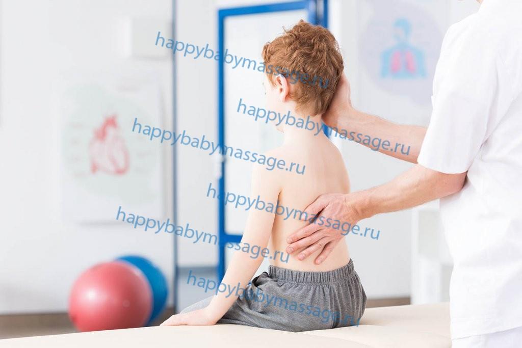Ортопедический массаж
