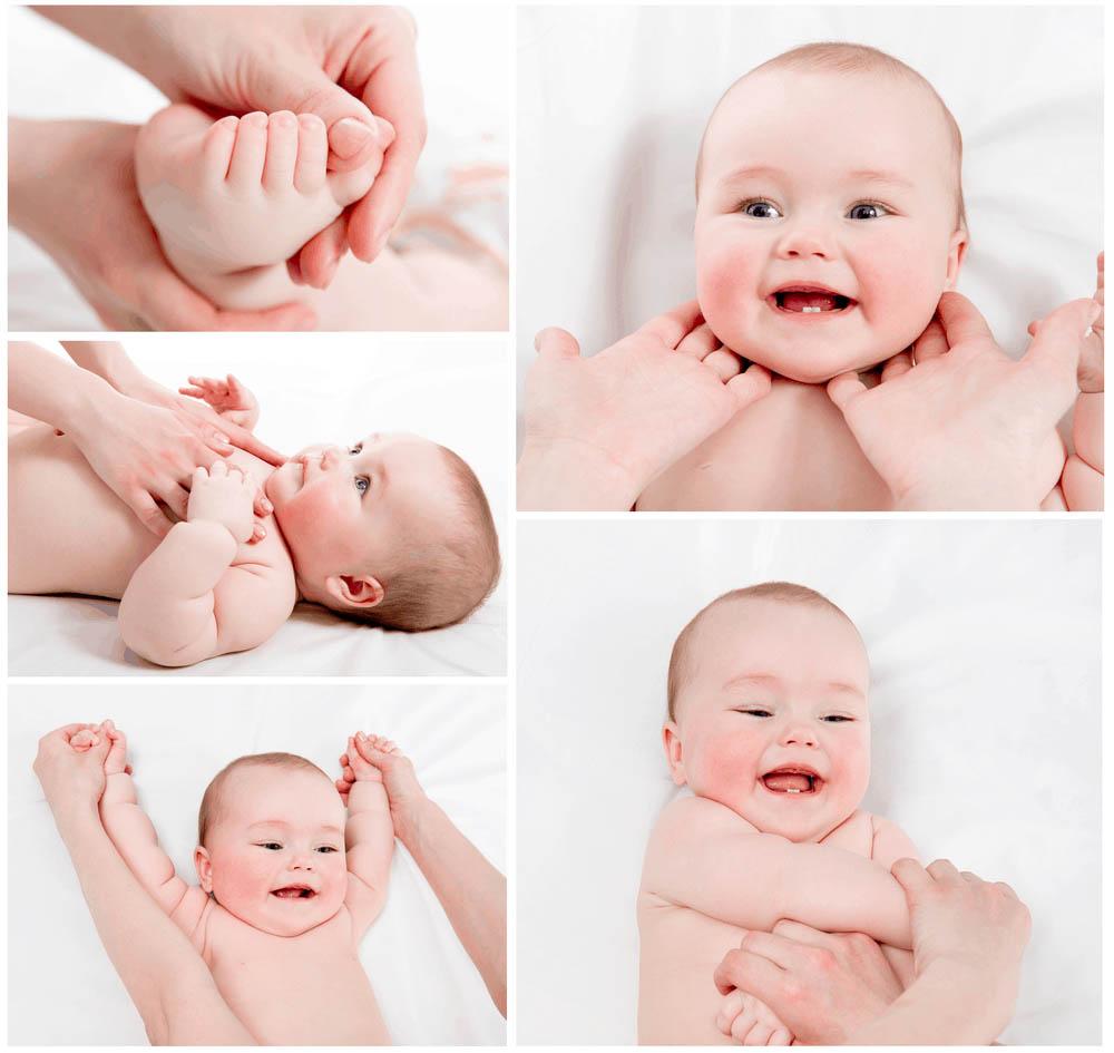 На что нужно обратить внимание, читая отзывы о детском массаже?